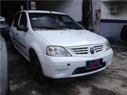 Renault Logan 1.6 expression 8v hi-flex 4p manual