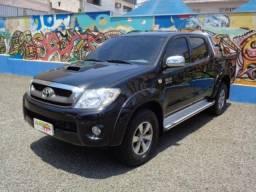 Toyota hilux 2009 3.0 srv 4x4 cd 16v turbo intercooler diesel 4p manual