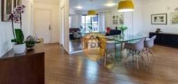 Apartamento com 3 dormitórios à venda, 145 m² por R$ 922.200 - Centro - Curitiba/PR