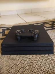 Playstation 4 Pro 1tb + Controle original