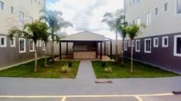 Apartamento com 2 dormitórios à venda, 47 m² por R$ 120.000,00 - Residencial Pequis - Uber