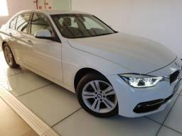 BMW 320I 2.0 SPORT 16V TURBO ACTIVE FLEX 4P AUTOMATICO.