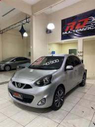 Nissan March 1.6 16V SL CVT (Flex) FLEX AUTOMÁTICO
