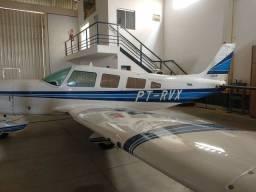 Aeronave minuano R$ 615 mil