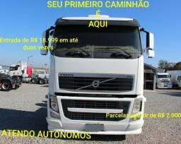FH460 ENTRADA DE R$ 18.999 EM DUAS VEZES