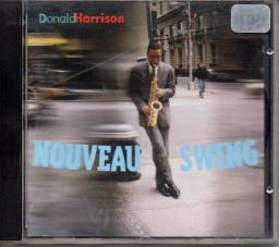 Cd - Jazz - Donald Harrison - Nouveau Swing
