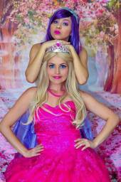 Barbie - personagem vivo