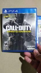 Jogos de PS4 seminovos