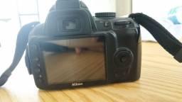 Máquina Câmera Nikon d3000