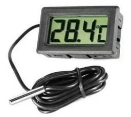 Termômetro digital aquário