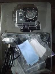 Câmera 4k Sport ultra HD dv