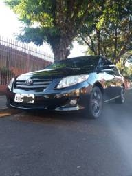 Vende-se Corolla XEI 2009 Automático placa A