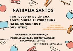 Aula Particular/Reforço de Português/Literatura