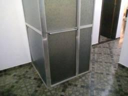 Box de alumínio