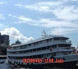 Vendo Embarcações, Ferry boat e Navios