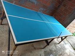 Mesa de ping pong em MDF, garanta já sua diversão em família