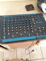 Mesa de áudio oneal omx 8