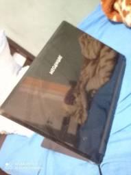 Notebook Megaware (Venda ou troca)