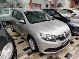 Renault Logan 1.6 Expression Ano 2017 Completo