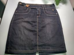 Saia Jeans Handara tamanho 46