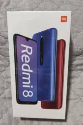 Deslumbrante! Redmi 8 da Xiaomi. Novo lacrado com garantia e entrega imediata