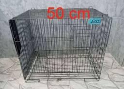 Gaiola Criadeira de Ferro 50cm
