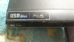Dvd com usb Lg