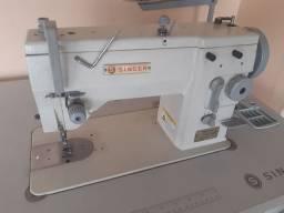 Maquina de Costura Singer Reta 20U -109