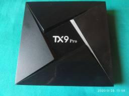 Tv Box TX9 Pro 4k 32GB Memória Ram De 4GB