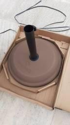 Base (pé) de concreto 22klg p/ombrelones