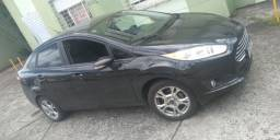 New Fiesta sedan automatico
