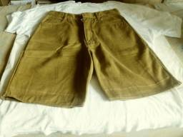 Vende ou troca-se bermudas e calcas jeans