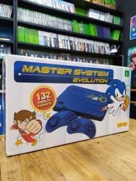 "Vídeo Game Clássico - ""Master System Evolution"" Lacrado"