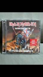 CD IRON MAIDEN DUPLO MAIDEN ENGLAND 88