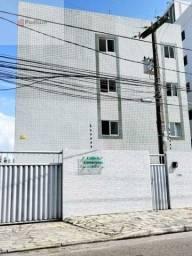 Apartamento à venda com 1 dormitórios em Aeroclube, João pessoa cod:38720