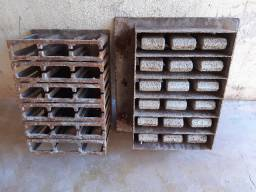 5 forma para bloco de concreto para maquina