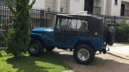Jeep Ford 1983