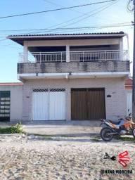 Aluga-se casa (parte de cima) com 3 quartos, no Paracuru-Beach