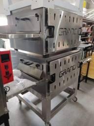 forno de esteira 50 e 40cm granomaq pronta entrega *douglas