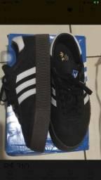 Tênis Adidas Original Sambarose