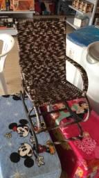 Cadeira infantil de fibra