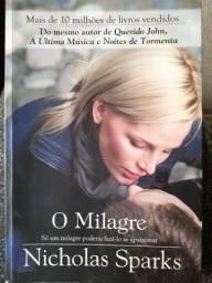 Vendo livro: o milagre