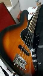Contra baixo michael 4 cordas(n tagima vogga strinberg ltd jazz bass)