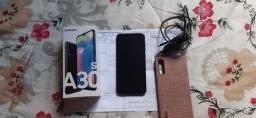 Vendo Samsung Galaxy a30s semi novo