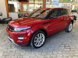 Land Rover- Range Rover Evoque Si4 Dynamic 2013 + IPVA 2021 pago.