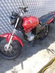 Motocicletas ybr 2007 valor 3700