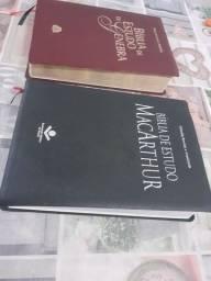 Bíblias de estudos
