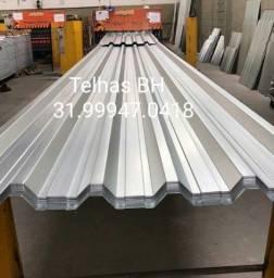 Título do anúncio: Telhas Promoção - Telhas de zinco Telhas Galvanizadas - cubro oferta