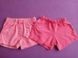 Shorts menina