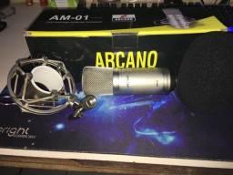 Microfone arcano